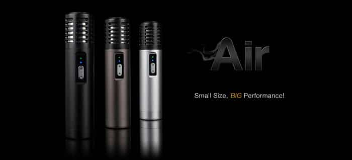The Arizer Air Vaporizer Review – Robust and Powerful